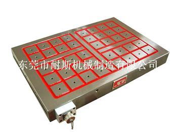 注塑机快速换模系统,CNC加工中心磁盘,