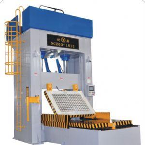 耐斯300吨磁盘合模机世界品